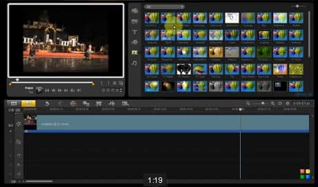 corel video