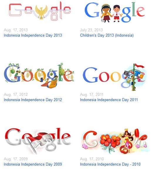 google doodle indonesia