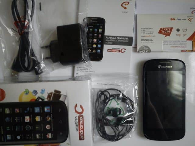 andromax c all