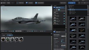 element 3d jet strike