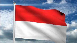 Video Indonesia Raya dengan Teks Karaoke