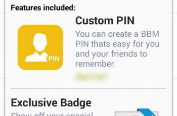 pin cantik bbm 2