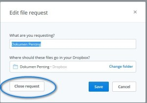 dropbox request8