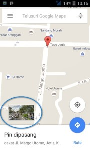 map jogja mobile