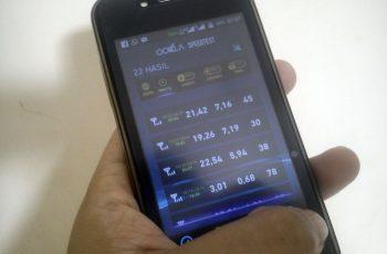 andromax ec speedtest