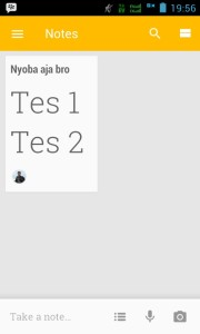 share google keep 4
