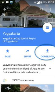 Google Maps Offline 2