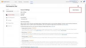 hapus google analytic 2