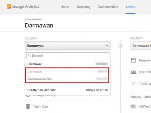 hapus google analytic 4