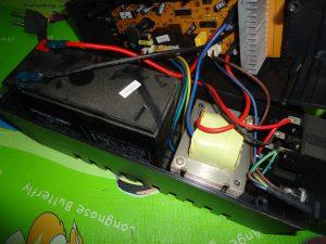 ganti baterai UPS 2