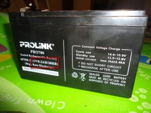 ganti baterai UPS 3