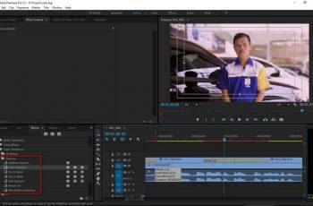 Mempergunakan Efek Morph Cut di Adobe Premiere Pro CC