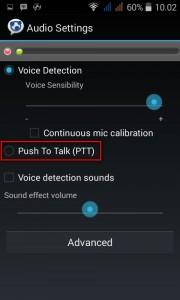 interkom dengan ponsel android 4