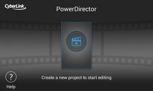 Edit Video dengan Power Director di Ponsel Android