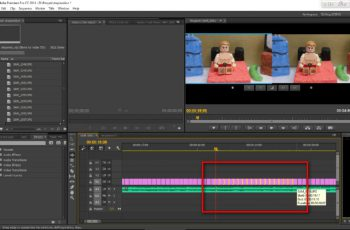 Membuat Stop Motion di Adobe Premiere Pro CC 2