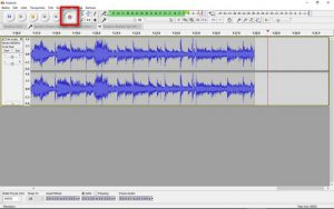 rekam suara speaker dengan audacity 5