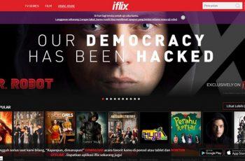 mencoba iflix gratis 30 hari 2