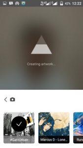 Cara Menghilangkan Watermark Prisma Android 3