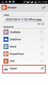 Cara Mudah Memotret Dokumen Dengan Lurus Melalui Ponsel 3