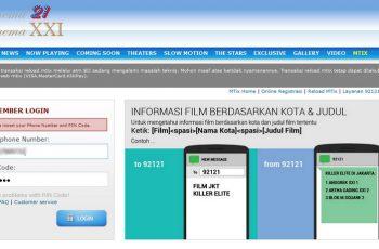 cara beli tiket bioskop xxi online lewat mtix