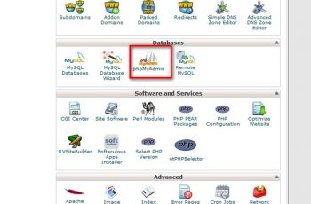 Ganti Password Blog Wordpress Lewat Cpanel 1