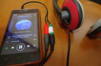 Menggunakan Headset di Ponsel 2