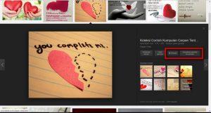 cara cepat bookmark gambar di google images