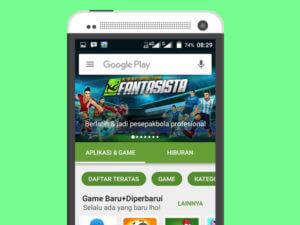 Agar Google Play Store Tidak Menyedot Banyak Data