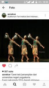 Cara zoom instagram