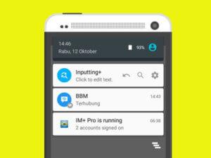 Undo Teks di Ponsel Android