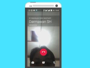 Kini Bisa Video Call Dengan WhatsApp