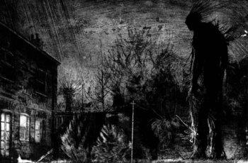 illustrasi-monster-call