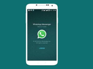 Menyembunyikan Foto Profil Whatsapp Dari Seseorang