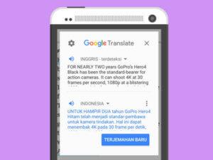 Google Translate Bisa Menerjemahkan di Semua Aplikasi