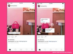 Instagram Menawarkan Fitur Untuk Pedagang Online