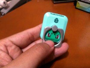 Anti Selip dengan Ring Ponsel