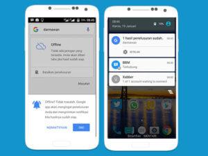 Google Mendukung Pencarian Offline Saat Tidak Ada Sinyal Internet