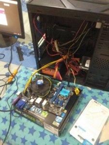 Komputer Suka Restart Sendiri