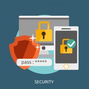 cara simpan password dengan aman di kertas