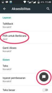 Membuat Teks Dibacakan Pada Ponsel Android