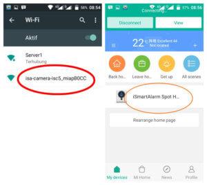 Cara setting Xiaomi Xiao Fang