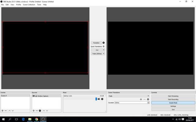 Mengatasi Layar Hitam Pada Window Capture di OBS