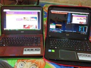 Presentasi dengan Laptop Lain di Vmix
