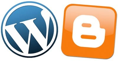 wordpress vs blogspot