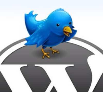 wp twitter