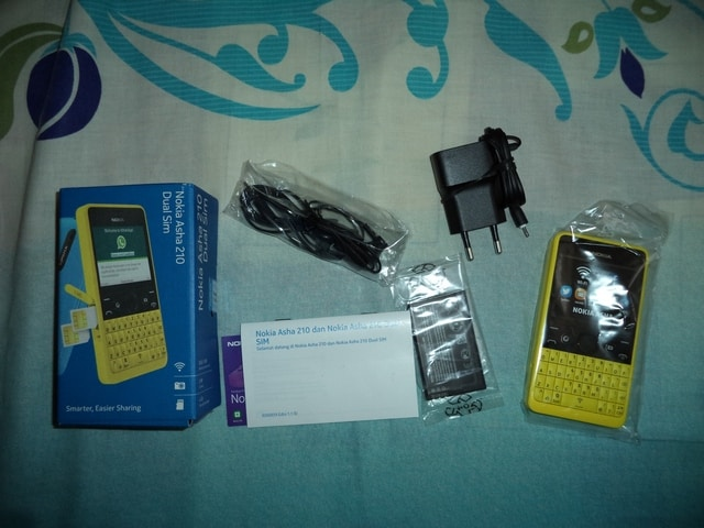 Sekilas Tentang Nokia Asha 210 | Darmawan Blog