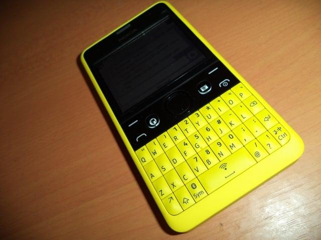 asha 210 phone