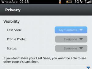 Whatsapp Privacy 3