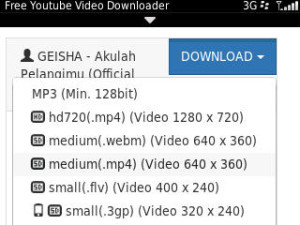 download youtube bb 4