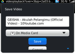 download youtube bb 5